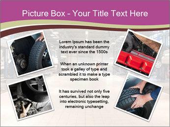 Repair garage PowerPoint Templates - Slide 24