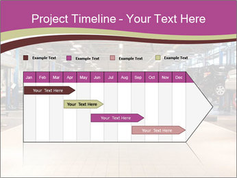 Repair garage PowerPoint Templates - Slide 25
