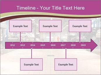 Repair garage PowerPoint Templates - Slide 28