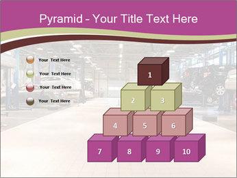 Repair garage PowerPoint Templates - Slide 31