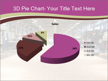 Repair garage PowerPoint Templates - Slide 35