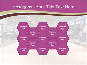 Repair garage PowerPoint Templates - Slide 44