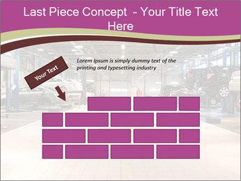 Repair garage PowerPoint Templates - Slide 46
