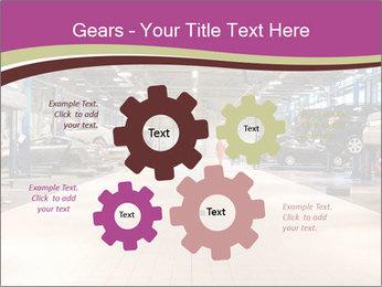 Repair garage PowerPoint Templates - Slide 47
