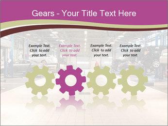 Repair garage PowerPoint Templates - Slide 48