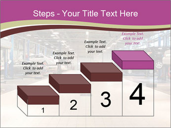 Repair garage PowerPoint Templates - Slide 64