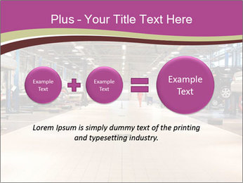 Repair garage PowerPoint Templates - Slide 75