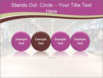 Repair garage PowerPoint Templates - Slide 76