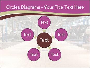 Repair garage PowerPoint Templates - Slide 78