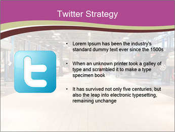 Repair garage PowerPoint Templates - Slide 9