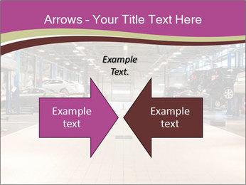 Repair garage PowerPoint Templates - Slide 90