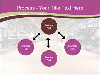Repair garage PowerPoint Templates - Slide 91