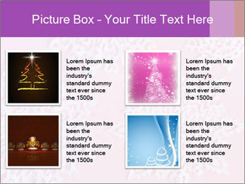 Christmas or New Year PowerPoint Template - Slide 14