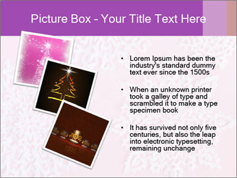 Christmas or New Year PowerPoint Template - Slide 17