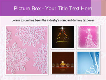 Christmas or New Year PowerPoint Template - Slide 19