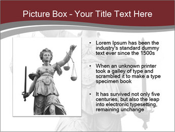 Justice statue PowerPoint Templates - Slide 13