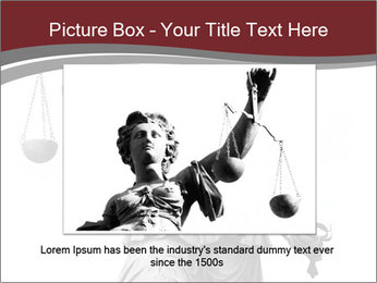 Justice statue PowerPoint Templates - Slide 16
