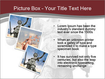 Justice statue PowerPoint Templates - Slide 17
