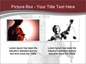 Justice statue PowerPoint Templates - Slide 18