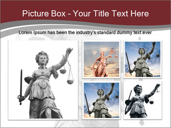 Justice statue PowerPoint Templates - Slide 19