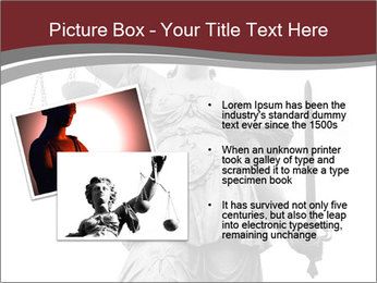 Justice statue PowerPoint Templates - Slide 20