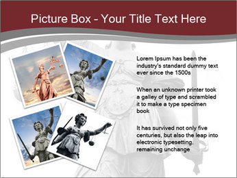Justice statue PowerPoint Templates - Slide 23