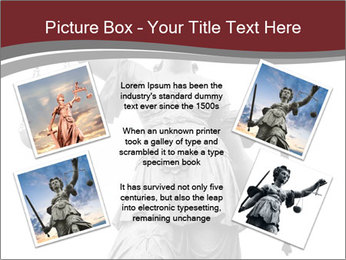 Justice statue PowerPoint Templates - Slide 24