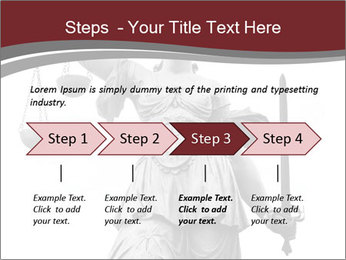 Justice statue PowerPoint Templates - Slide 4
