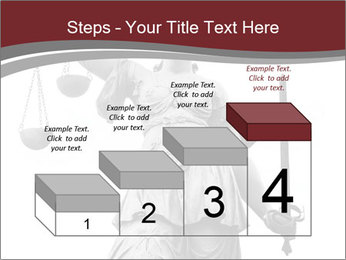 Justice statue PowerPoint Templates - Slide 64