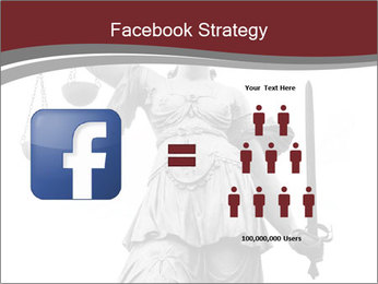 Justice statue PowerPoint Templates - Slide 7