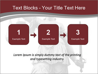 Justice statue PowerPoint Templates - Slide 71