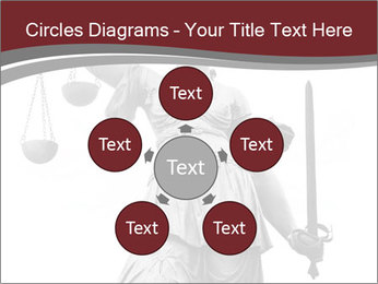 Justice statue PowerPoint Templates - Slide 78