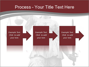 Justice statue PowerPoint Templates - Slide 88