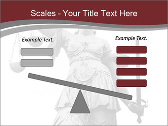 Justice statue PowerPoint Templates - Slide 89