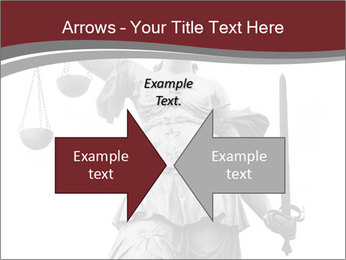 Justice statue PowerPoint Templates - Slide 90