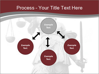 Justice statue PowerPoint Templates - Slide 91