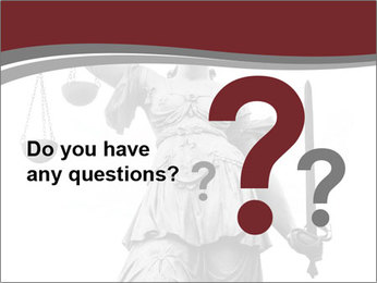 Justice statue PowerPoint Templates - Slide 96