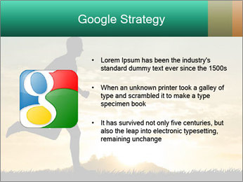 Running man PowerPoint Templates - Slide 10