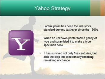 Running man PowerPoint Templates - Slide 11