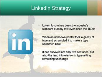 Running man PowerPoint Templates - Slide 12