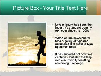 Running man PowerPoint Templates - Slide 13