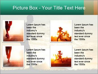 Running man PowerPoint Templates - Slide 14