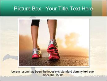 Running man PowerPoint Templates - Slide 15