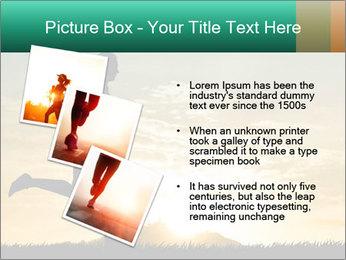 Running man PowerPoint Templates - Slide 17