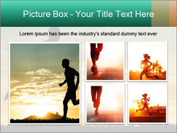 Running man PowerPoint Templates - Slide 19