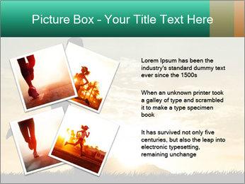 Running man PowerPoint Templates - Slide 23