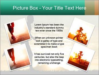 Running man PowerPoint Templates - Slide 24