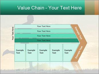 Running man PowerPoint Templates - Slide 27