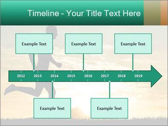 Running man PowerPoint Templates - Slide 28