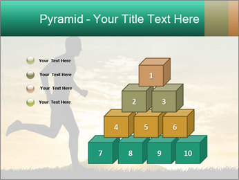 Running man PowerPoint Templates - Slide 31